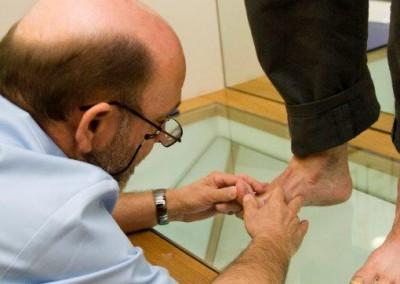 La cirugía podológica vive continuos avances en técnicas quirúrgicas y medios diagnósticos